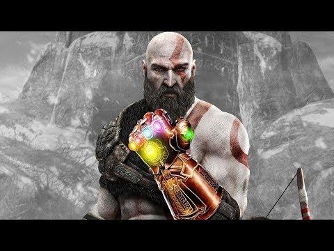 Kratos VS Thanos (God of War VS Marvel Power Levels)