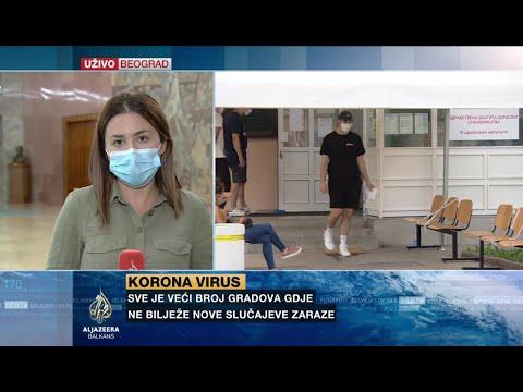 Popušta pritisak na zdravstveni sistem u Srbiji