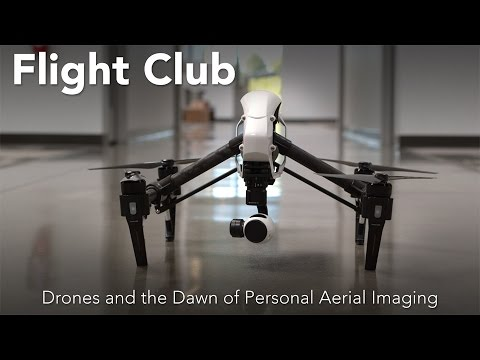 Flight Club: Drones and the Dawn of Personal Aerial Imaging | Lynda.com from LinkedIn