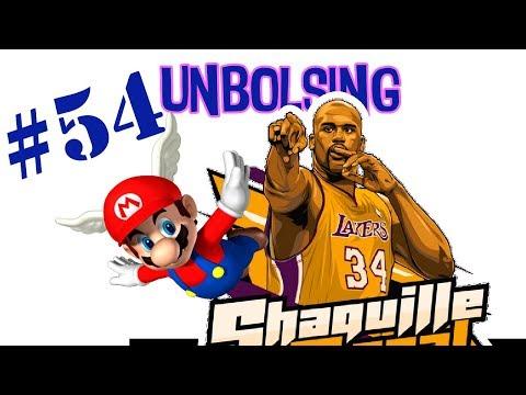 UNBOLSING 54 RIMA CON N64 Y SHAQ 34