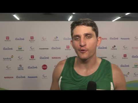 Team SA Paralympics 2016| Sasol Highlights Package | Fanie van der Merwe