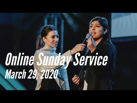 Online Sunday Service  03.29.20