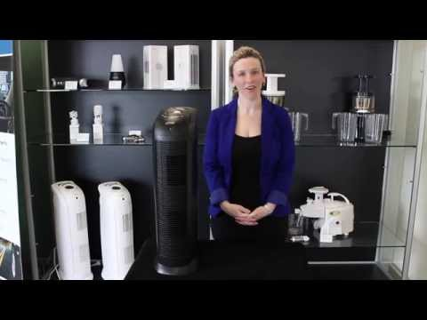 Ionmax ION390 UV Air Purifier