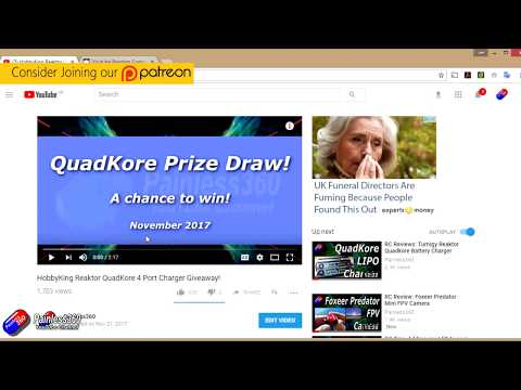 QuadKore Charger Prize Draw Winner! - UCl7ZXbZUCWI2Hz--OrO4bsA