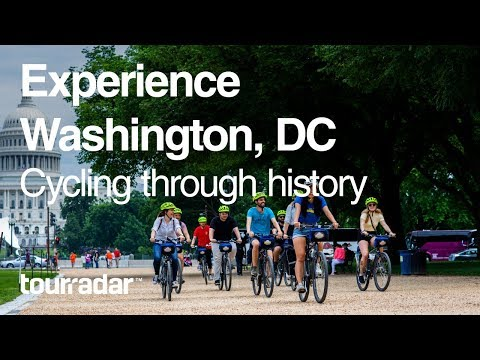 Experience Washington, DC: Cycling through history