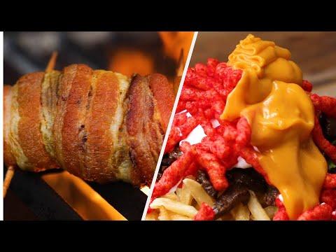 5 Finger Lickin' Spicy Snacks ? Tasty Recipes
