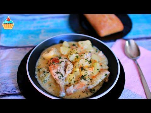 Сливочный СОУС ИЗ КУРИЦЫ или Тушеная курица с картофелем - ну, оОчень вкусная!й!