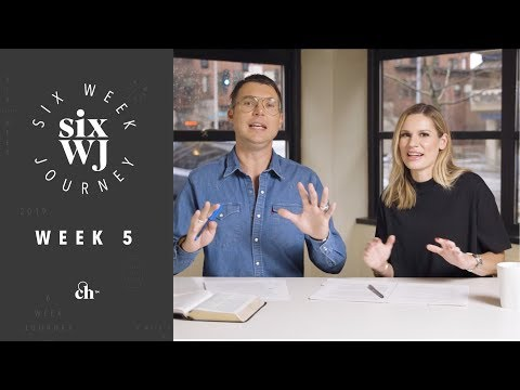 The Relationship of Faith - Six Week Journey (Week 5)