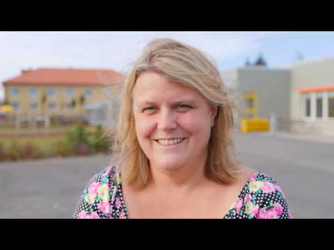 Anna Bergström, speciallärare på grundsärskolan på Lejonströmsskolan
