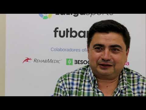 García Román:  La LNFS ha velado bastante por los intereses del fútbol sala
