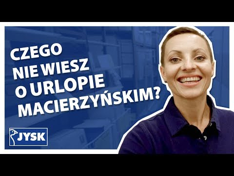 Czego nie wiesz o urlopie macierzyńskim?! || JYSK Polska