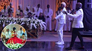 Erick Omondi na Mpoki Wamvunja Mbavu Mama Dangote,Diamond/Amtongoza Irene uwoya