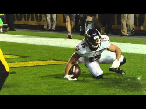 Every Ravens Touchdown This Season In 120 Seconds