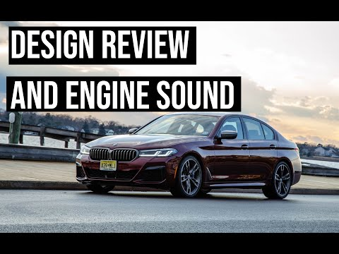 2020 BMW M550i xDrive - Live Review of Design and Specs