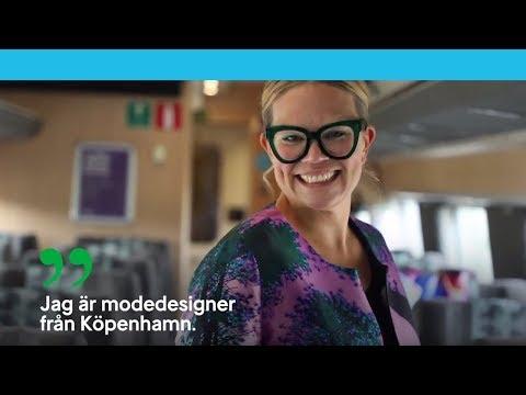 Möt Maxjenny – modedesignern, superentreprenören och tågresenären från Köpenhamn.