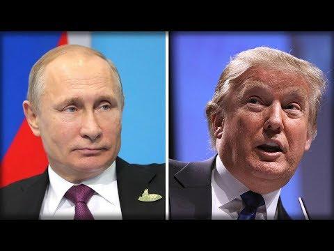 RUSSIA WARNS TRUMP OF