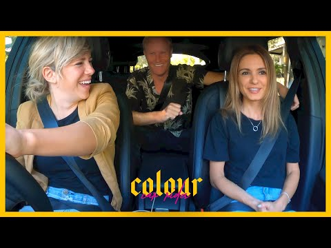 Kety & Sanga Samways  Colour Car Rides with Karalee  Colour Conference Online