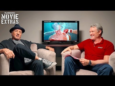 CREED II | Sylvester Stallone & Dolph Lundgren Featurettes