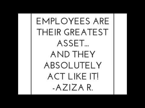 I Love What I Do - Aziza
