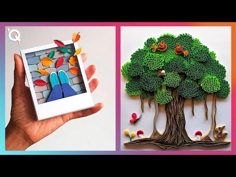 Creative Paper Ideas That Are At Another Level
