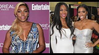 Porsha Williams & Kenya Moore 'Teaming Up' To 'Take On' NeNe Leakes On 'RHOA'