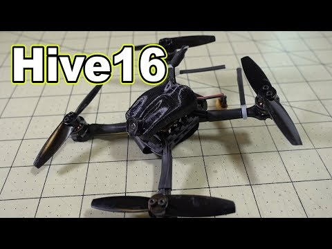 NewBeeDrone Hive16 3-inch Micro Drone Prototype  - UCnJyFn_66GMfAbz1AW9MqbQ