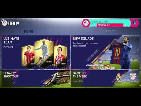 FIFA 19 Mod FIFA 14 Android Offline Update Transfer with