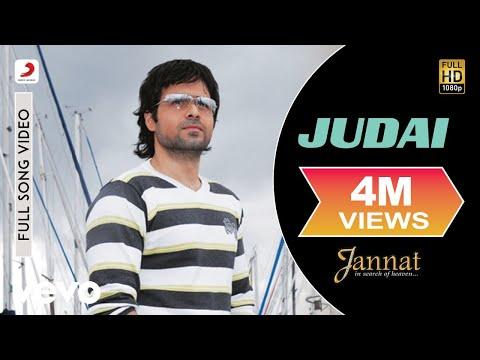 Judai - Official Full Song | Jannat | Kamran Ahmed| Pritam | Emraan Hashmi | Sonal Chauhan - UC3MLnJtqc_phABBriLRhtgQ
