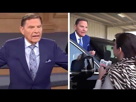 Televangelist Addresses 2019 Encounter With Lisa Guerrero