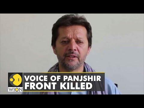 Fahim Dashti killed during fighting with the Taliban in Panjshir