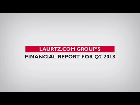 Presentation of Lauritz.com Group's Q2 2018 financial report