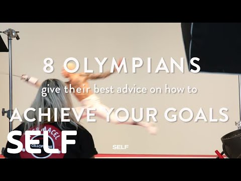 Olympians Share Their Tips On Achieving Goals