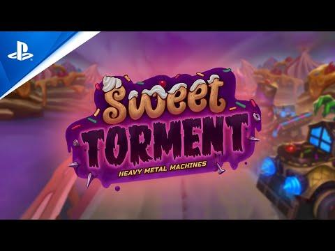 Heavy Metal Machines - Sweet Torment: New Metal Pass Season | PS4