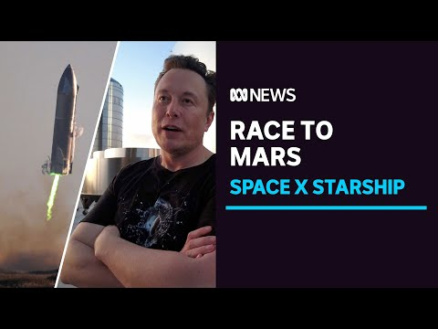 Inside Elon Musk's plan to perfect the rocket to Mars   Foreign Correspondent   ABC News