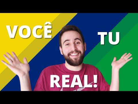 A REAL diferença entre TU e VOCÊ   Vou Aprender Português
