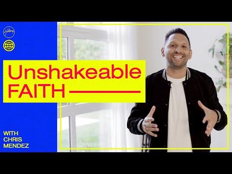 Unshakable Faith  Chris Mendez  Hillsong Church