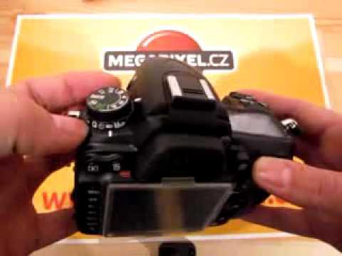 Videorecenze Nikon D7000 tělo