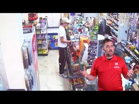 Stone Cold Clerk Refuses To Submit
