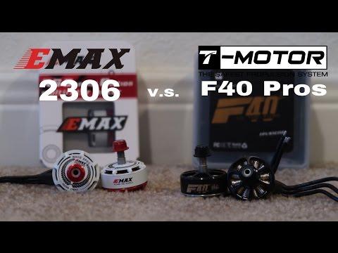 Emax 2306 vs Tmotor F40 Pro - UC2vN9EAfHD_lP6ahfDln2-A