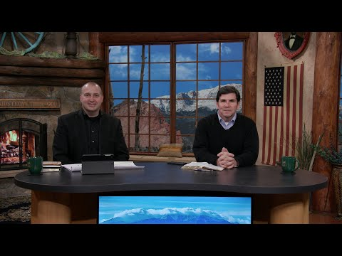 Charis Daily Live Bible Study: What To Remember When Quitting - Alex McFarland - April 27, 2021