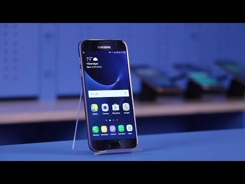 Samsung Galaxy S7 Toestelreview