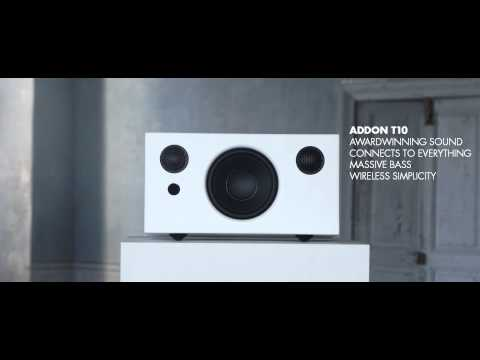 Audio Pro Addon T10 - award winning wireless stereo speaker