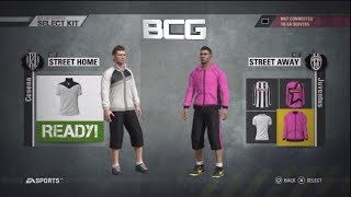 Fifa Street 4 PS3 Seria A Select Team Ratings And Kits