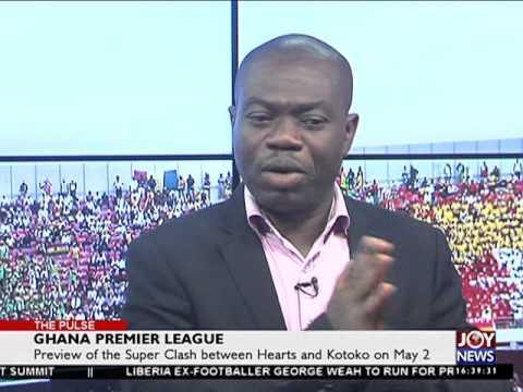 Ghana Premiere League - The Pulse (29-4-16)