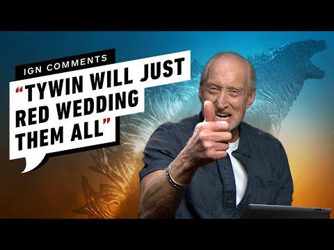 Charles Dance Responds to Godzilla IGN Comments - UCKy1dAqELo0zrOtPkf0eTMw
