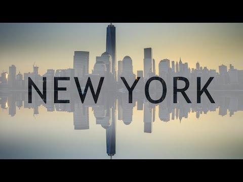 New York på ett minutt – millioner av inntrykk