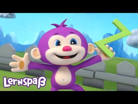 Monkeys ABC Lied   Lernspaß   Fisher-Price Deutsch   Kinderlieder   Cartoons für Kinder