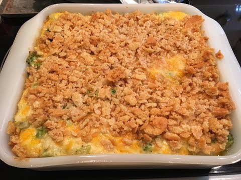 How to Make Easy Broccoli Casserole