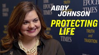 WCS: Abby Johnson, the Inspiration for the Unplanned Movie, On the Growing Pro-Life Movement