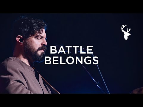 Battle Belongs - Josh Baldwin  Moment